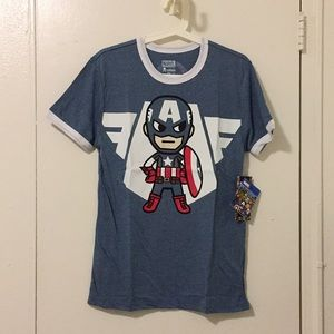tokidoki x MARVEL shirt, New